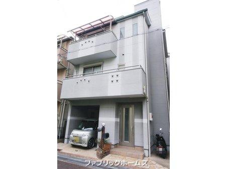 放出東3(放出駅) 3980万円 平成16年建築の3SLDK。放出駅より徒歩4分の駅近物件です。