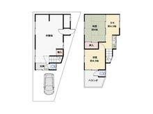 岸和田2(萱島駅) 550万円 550万円、1DK、土地面積53.78㎡、建物面積57.57㎡倉庫や社宅等にいかがでしょうか♪