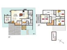(15号地)、価格3622万2000円、4LDK、土地面積151.83㎡、建物面積116.76㎡