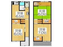 脇田町(門真南駅) 580万円 580万円、3LDK、土地面積36.04㎡、建物面積53.56㎡改装済の3DKです。即入居・即ご内覧可能です♪