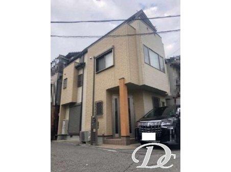 熊野町1(豊中駅) 2980万円 現地