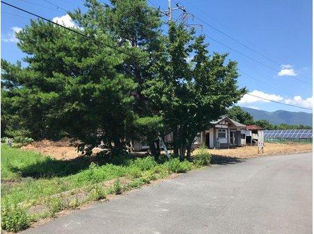 マキノ町中庄(近江中庄駅) 420万円 現地(2021年8月)撮影