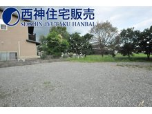 神野町石守(神野駅) 1500万円 お好きなハウスメーカーで建築可能となっております。現地(2021年7月12日)撮影