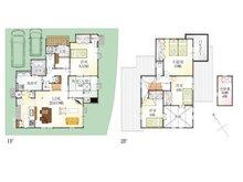(2-4号地)、価格4696万7000円、5LDK、土地面積175.4㎡、建物面積141.79㎡