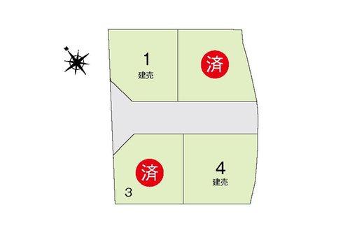 栗東市 小平井3丁目ニュータウン 【一戸建て】 最新の販売状況はお問い合わせくださいませ。(2020年1月12日更新)