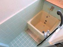 島頭4(大和田駅) 350万円 シャワー湯船も完備の浴室です♪