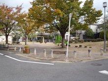 宮之阪4(宮之阪駅) 600万円 現地(町内の大規模公園)撮影
