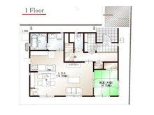 ワウハウス 今在家Ⅳ モデルハウス 【一戸建て】 ■7号地モデルハウス 1階間取り