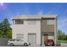 ワウハウス 今在家Ⅳ モデルハウス 【一戸建て】 ■12号地モデルハウス 価格 未定 随時更新します! 土地面積 128.41m2 建物面積 102.75m2
