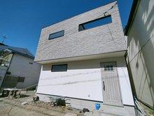 牧野本町2(牧野駅) 3580万円 現地(11月19日)撮影 工事も外構工事を残すのみとなりました