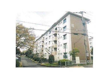粟生第二住宅16号棟