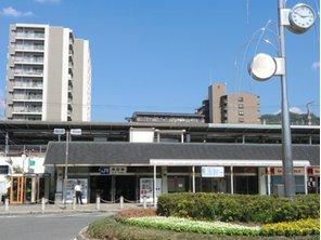 JR「津田」駅まで720m