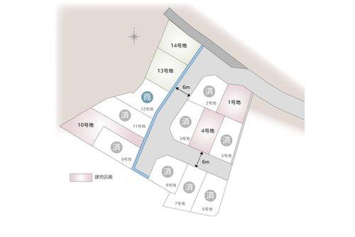 ~京都市北区 上賀茂中山町 分譲地 ~ 【一戸建て】 最新の販売状況はお問合せください。(2020年5月1日更新)