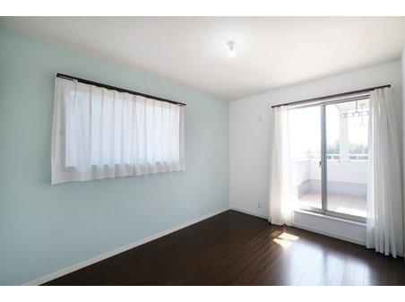 ~京都市北区 上賀茂中山町 分譲地 ~ 【一戸建て】 2階に6帖の居室が2室あり、子ども部屋としてもお使い頂けます。(10号地)
