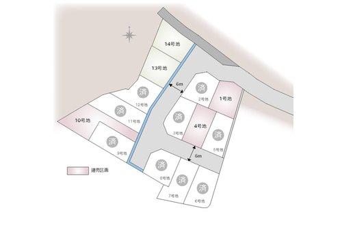 【橋本不動産】 ~京都市北区 上賀茂中山町 分譲地 ~ 【一戸建て】 最新の販売状況はお問合せください。