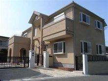 建物プラン例、土地価格1480万円、土地面積286.9㎡、建物価格2500万円、建物面積150㎡外観:推奨プラン
