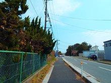 安曇川町下小川(近江高島駅) 600万円 現地(2020年)撮影:整備された歩道