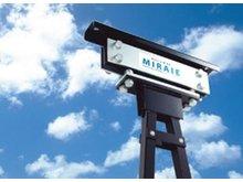 【制震装置MIRAIE】MIRAIEは地震のたびに最大70%の揺れを吸収・低減。家の損傷を抑え、住まいの資産価値を守ります。耐震に「制震」で、安心・安全の住まいが生まれます。 ※仕様は号地により異なります。
