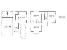 八幡吉原 2230万円 2230万円、4LDK、土地面積85.86㎡、建物面積87.48㎡