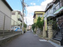 車通りも少ない閑静な住宅街です♪