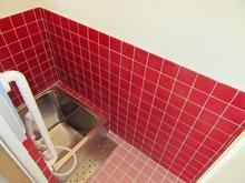 島頭1(萱島駅) 450万円 綺麗な浴槽で一日の疲れも癒されますね♪