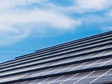 【橋本不動産】 大津市 唐崎4丁目分譲地≪360°パノラマ公開中≫ 【一戸建て】 【太陽光発電システム】(3号地)エネルギーを創ってCO2の削減に貢献。住む方にも、先進の技術によって優れた快適性と経済性を実現、家計もぐっと楽になる仕様です。※設備仕様は号地により異なります。