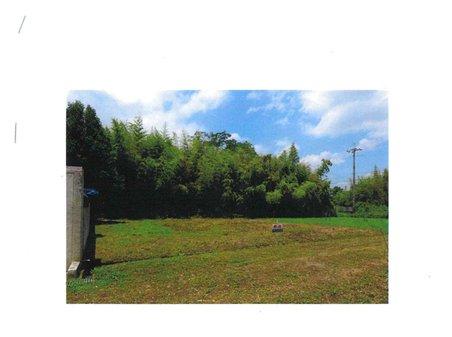 安曇川町下小川(近江高島駅) 250万円 間口の広~い平坦地。理想の別荘が建築できます