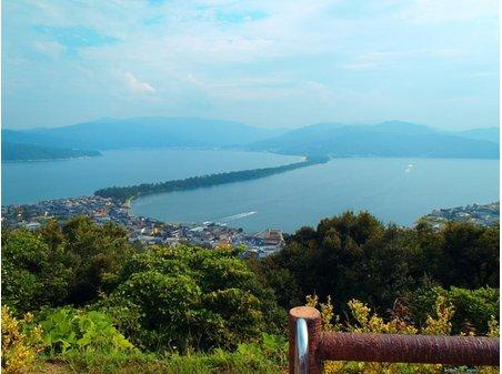 字江尻(天橋立駅) 300万円 傘松公園から望む日本三景:天橋立