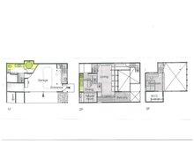 土地価格1480万円、土地面積286.9㎡間取り:推奨プラン