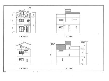 私部7(交野市駅) 2260万円 本年12月:完成予定