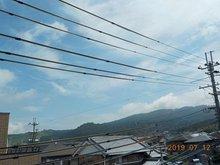 伊加賀栄町(枚方公園駅) 700万円 現地からの眺望(202006)撮影