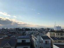 【投資用物件】帝塚山コンド 最上階なので眺望もきれいです♪