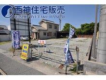 米田町船頭(宝殿駅) 1130万円 JR宝殿駅まで約22分の好立地になります。平坦地で住みやすい街並みです。現地(2021年6月8日)撮影