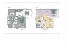 土地価格250万円、土地面積247.54㎡推奨プラン:物件は「建築条件無し」