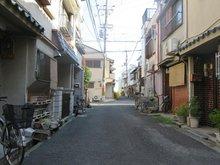 朝日町(萱島駅) 450万円 閑静な住宅地に面しております♪