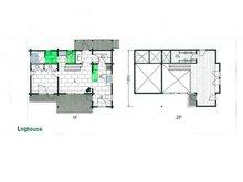 鴨川平3(近江高島駅) 100万円 土地価格100万円、土地面積247.54㎡間取り:推奨プラン