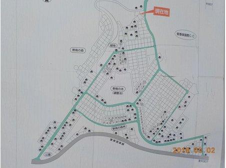 信楽町長野(信楽駅) 150万円 総区画約700戸のBIGタウン
