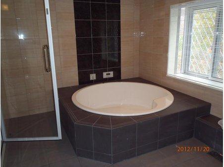 土地価格1350万円、土地面積843㎡建物プラン例(1号地)浴室同仕様