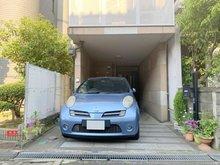 岸和田2(萱島駅) 980万円 ハイルーフ車も大丈夫です♪