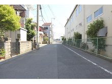 岸和田2(萱島駅) 980万円 前面道路が広く駐車も楽々です♪