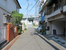 南野口町(大和田駅) 1480万円 車通りも少なく、小さなお子様がいるご家庭も安心の立地です♪