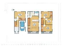 2580万円、4LDK、土地面積68㎡、建物面積111.78㎡4LDK+車庫:WC2か所