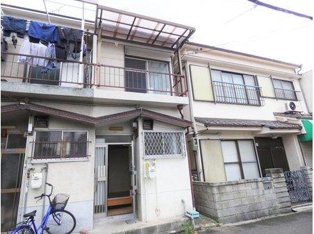 梶町4(古川橋駅) 580万円 現地(2020年11月)撮影