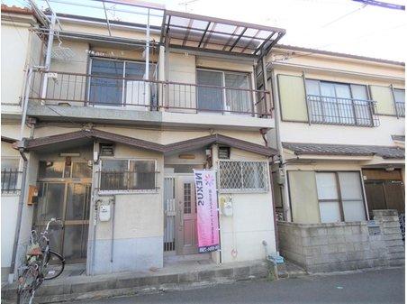 梶町4(古川橋駅) 580万円 現地(2021年1月)撮影