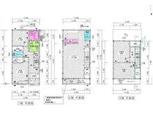 滋賀里3(滋賀里駅) 2500万円 2500万円、4LDK、土地面積146.49㎡、建物面積106.81㎡4LDK+車庫4台:WC2か所
