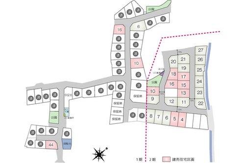 大津市 下阪本2丁目ニュータウンⅠ期Ⅱ期 【一戸建て】 最新の販売状況はお問い合わせください。 (2019年12月16日更新)