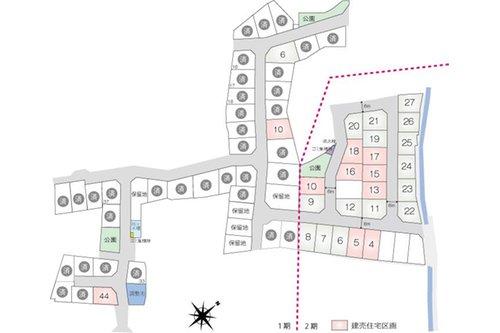 大津市 下阪本2丁目ニュータウンⅠ期Ⅱ期~注文住宅用地もございます~ 【一戸建て】 最新の販売状況はお問い合わせください。 (2020年3月10日更新)