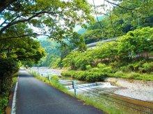 八瀬秋元町(八瀬比叡山口駅) 1700万円 現地からの眺望(2021年06月)撮影