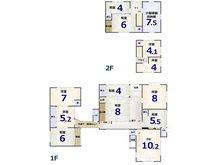 千代川町川関宮ノ前(千代川駅) 2980万円 2980万円、11DK、土地面積764.62㎡、建物面積463.39㎡このほか、蔵が2棟と物置があります