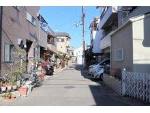 舟田町(大和田駅) 1650万円 開放的な角地物件。前面道路も広いです!